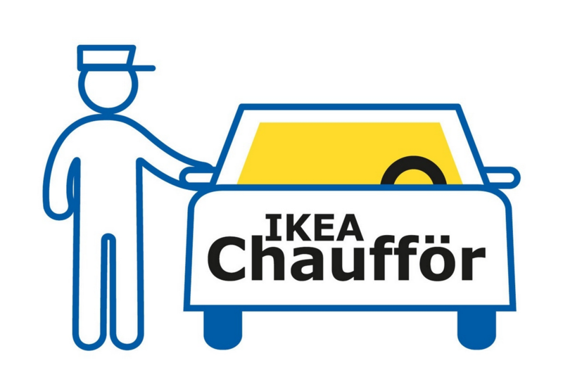 ikea lance des voitures avec chauff r strat gies. Black Bedroom Furniture Sets. Home Design Ideas