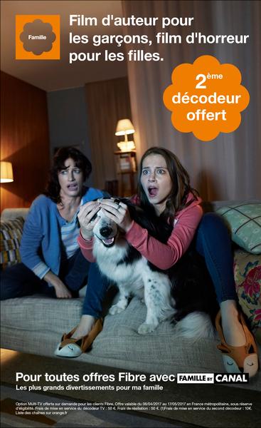 publicis conseil pour orange regards crois s mars 2017 strat gies. Black Bedroom Furniture Sets. Home Design Ideas