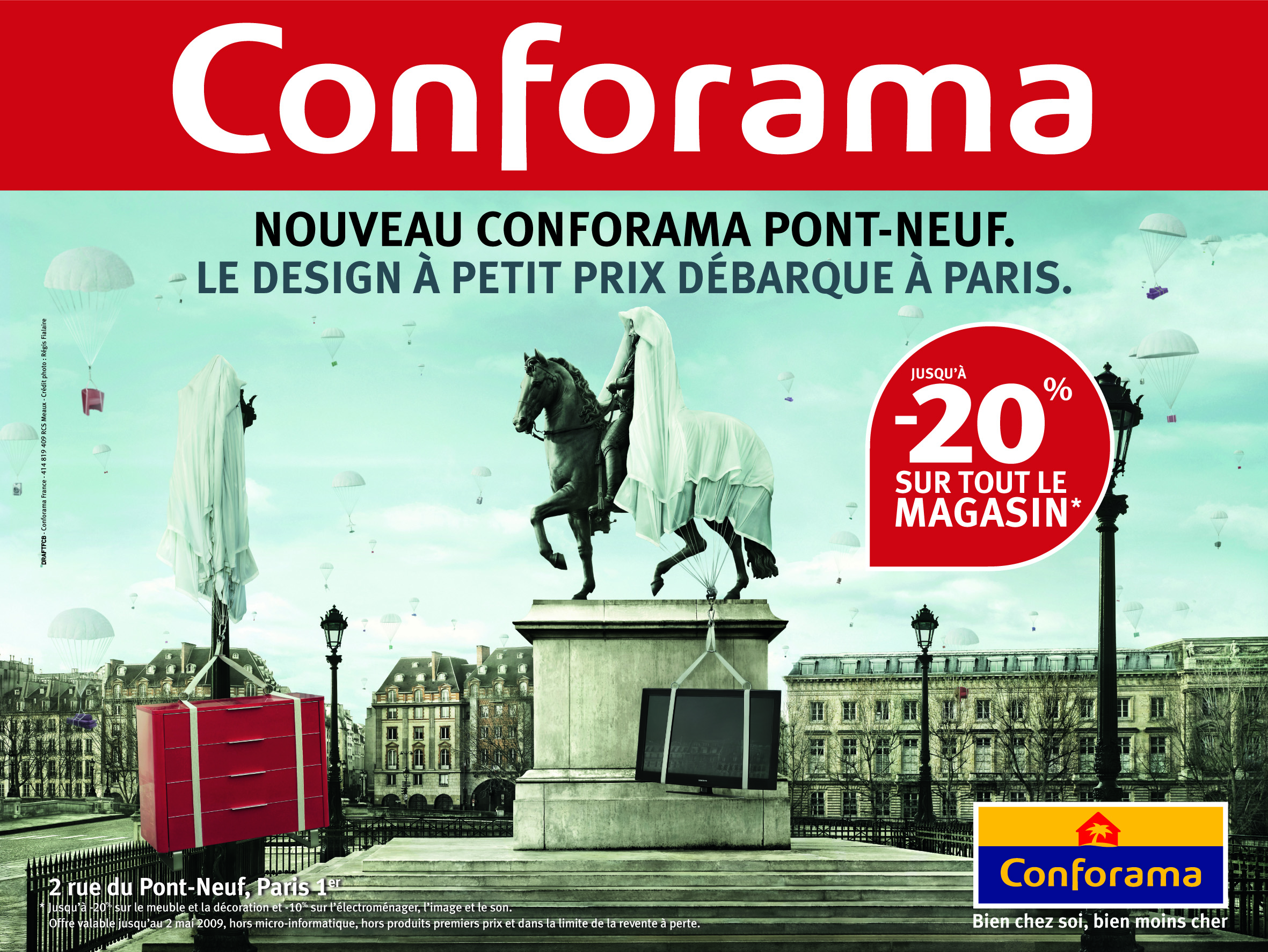 Conforama pont neuf horaires best conforama salon en d but incroyable conforama seclin - Conforama pont neuf paris ...