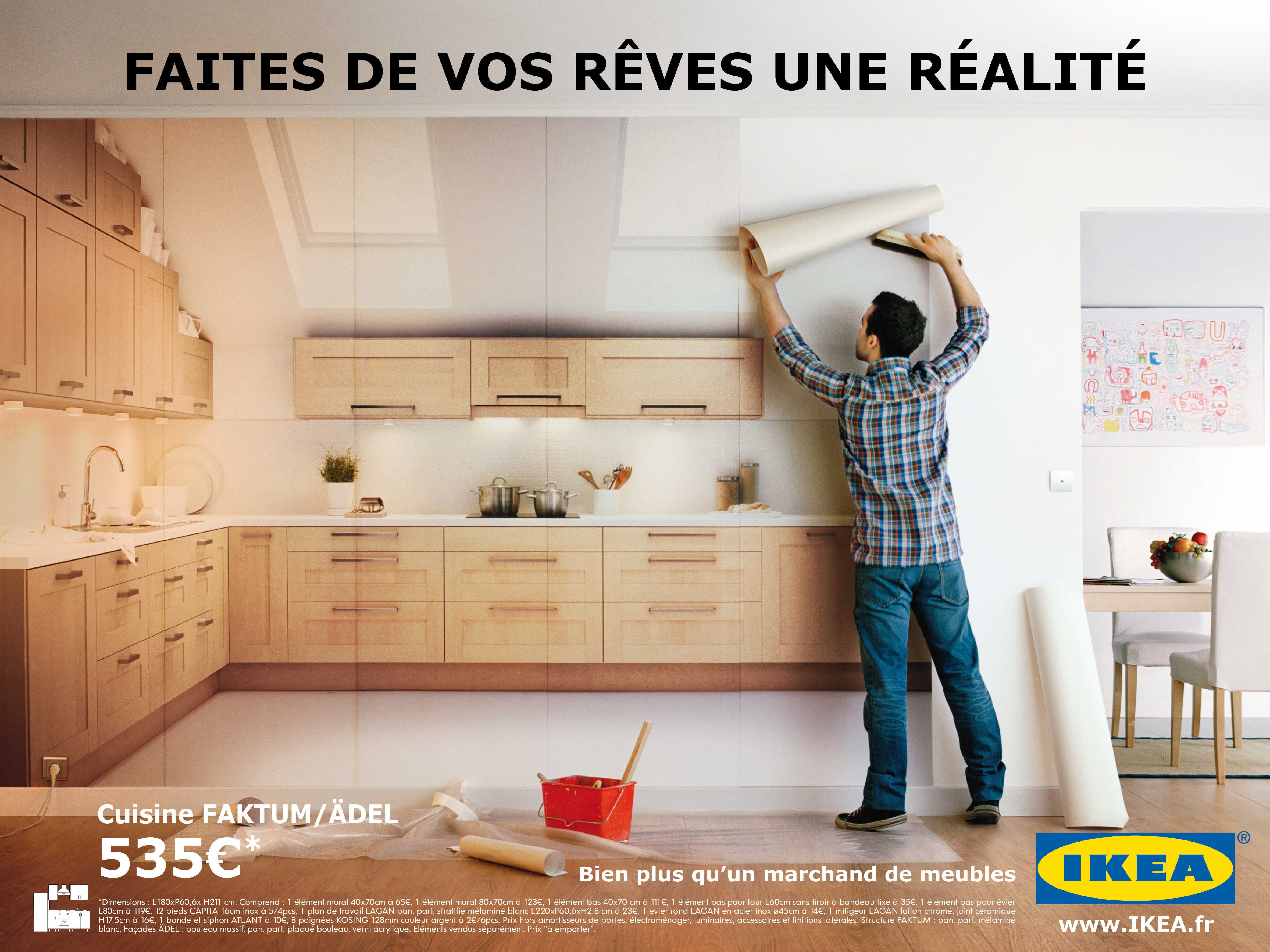 ikea meubles de cuisine faites de vos r ves une r alit avril 2010 strat gies. Black Bedroom Furniture Sets. Home Design Ideas