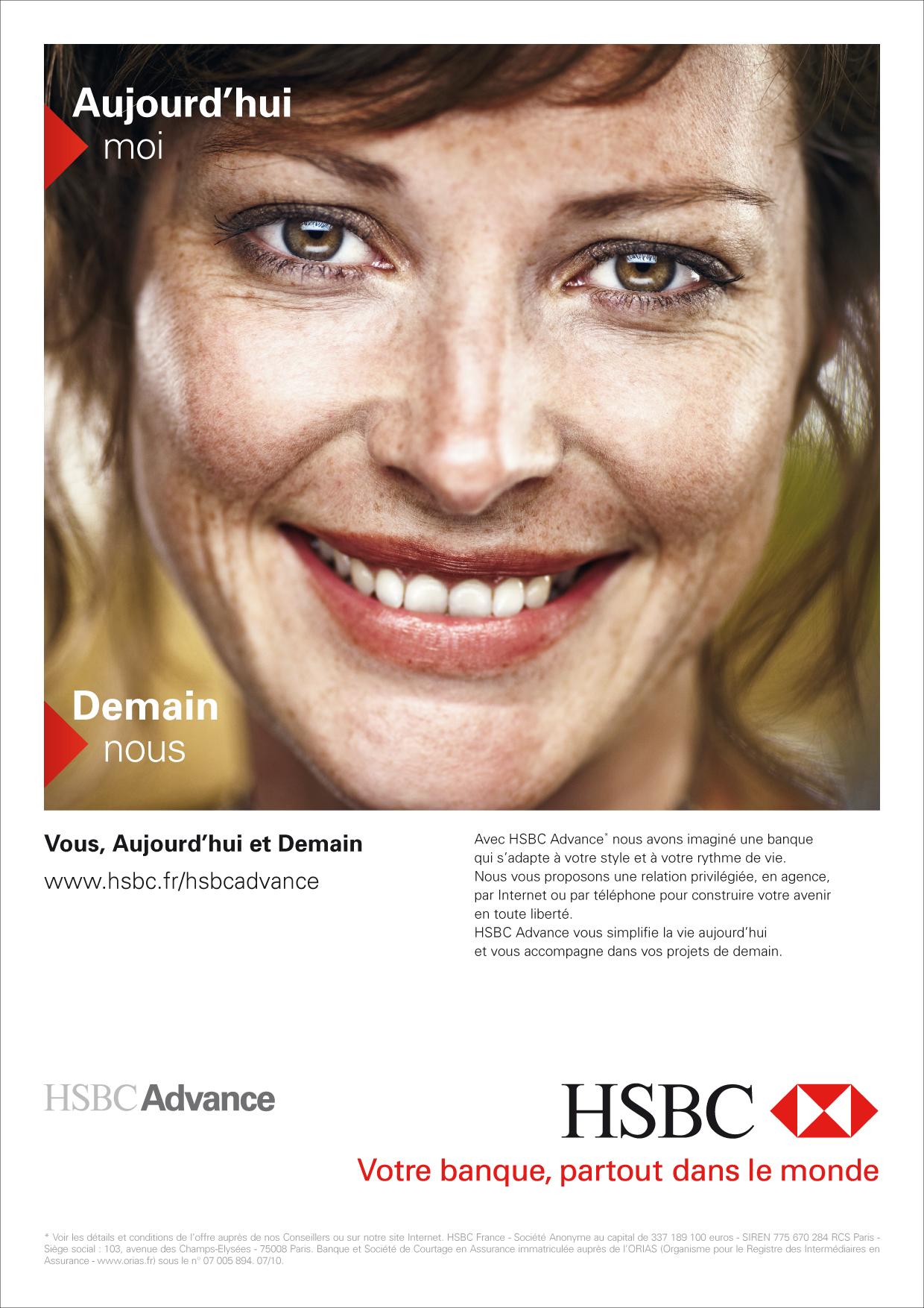 HSBC - banque,