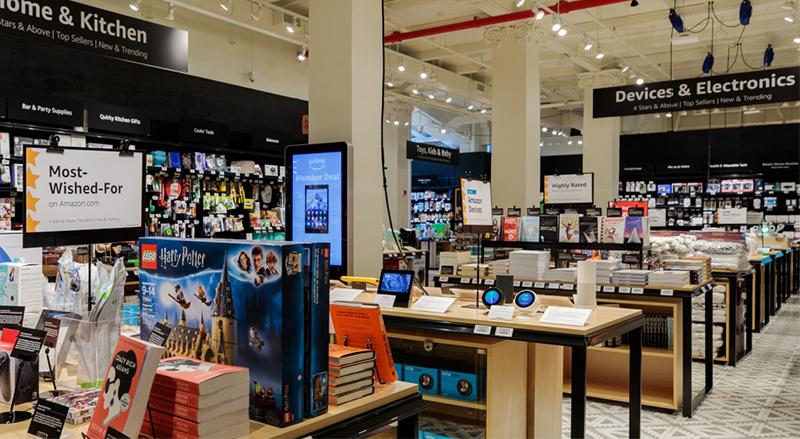 Amazon ouvre une boutique avec ses produits les mieux notés