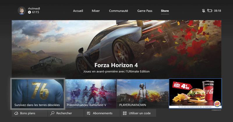 Xbox se prend au jeu de la pub - Stratégies