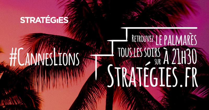 Cannes Lions 2019 : l'or pour Marcel et McCann Paris