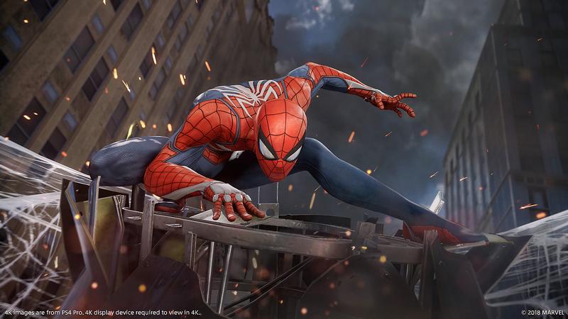 Sony tisse sa toile en acquérant le développeur de Spider-Man