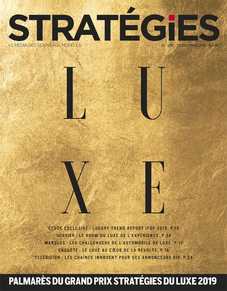 Luxe : l'expérience avant tout