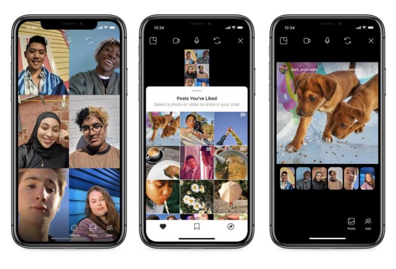 Instagram présente de nouvelles fonctionnalités - Stratégies
