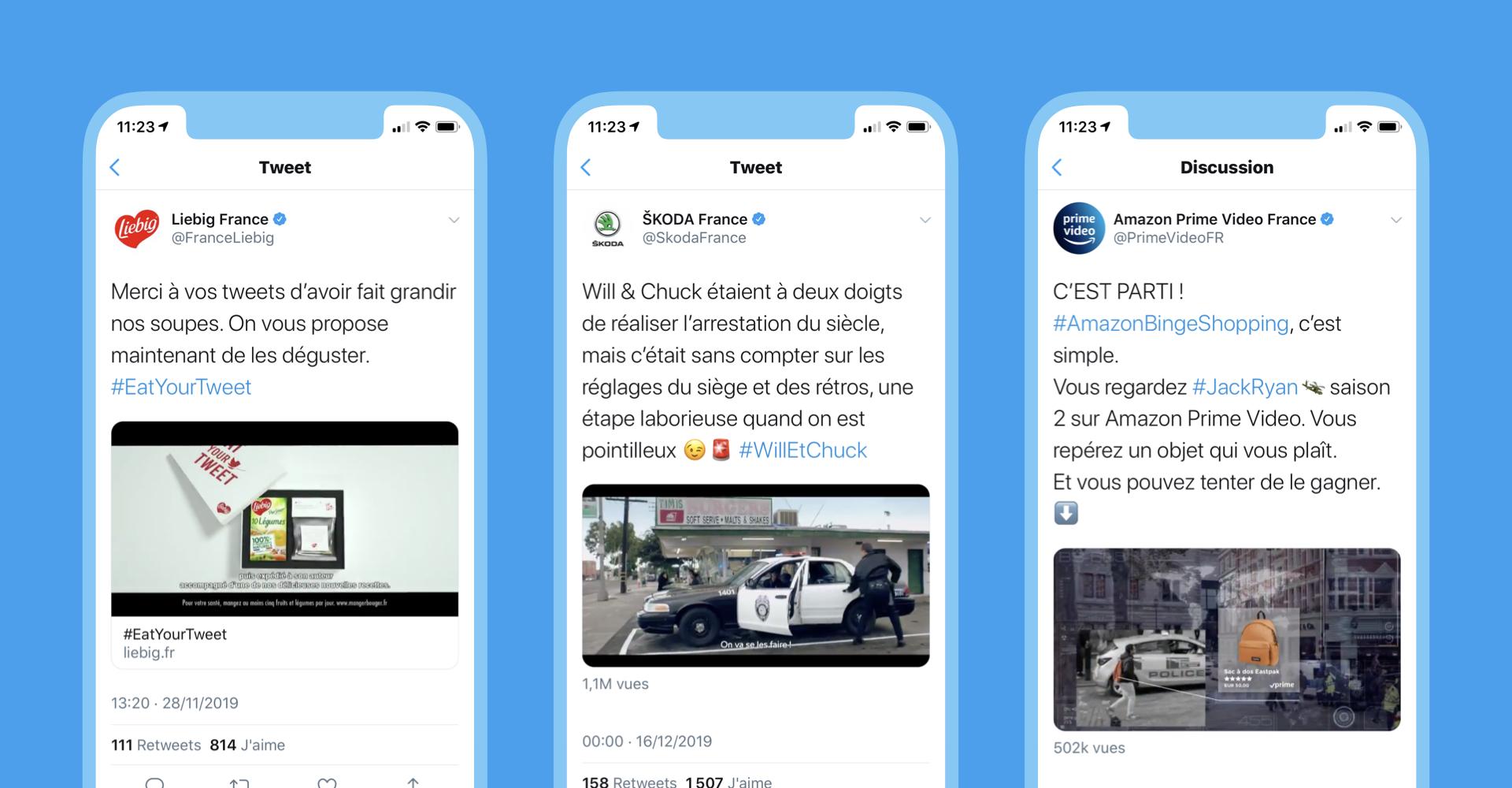 5 bons coups marketing réalisés sur Twitter