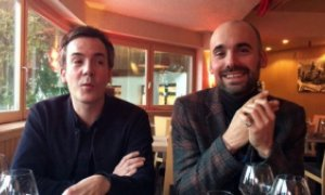 Antoine David, CEO et head of strategy, et Frans McCabe, CEO et head of creatives de Rosbeef