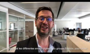 Sur le vif / Julien Duizabo, chief marketing officer chez Publicis Sapient,