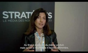 Sur le vif / Maral Zakarian, ex-head of digital and CRM de Samsung France