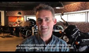 Sur le vif, Xavier Crépet, responsable marketing et communication de Harley Davidson, Europe de l'Ouest