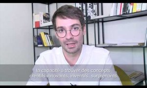 Sur le vif / Luc Dagognet, CEO de Fabernovel Stories